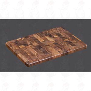 Snijplank kopshout 45 x 30 x 2,5 cm - Acaciahout