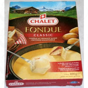 Chalet Kaasfondue Classic 400g - Kant en Klaar