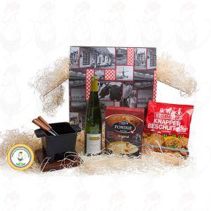 Tapas fondue geschenkpakket - Hollands