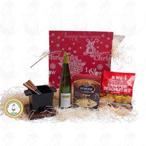 Kerstpakket Tapas fondue