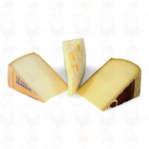 Kaasfonduepakket | Gruyère - Emmentaler - Comté kaas