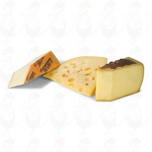 Kaasfonduepakket XL | Gruyère - Emmentaler - Comté kaas