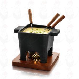 Tapas Cheese Fondue - Zwart - 400gram
