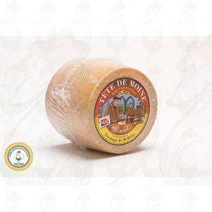 Tête de Moine Cheese +/- 750 gram