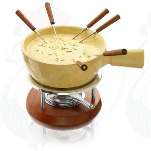Cheesy Fondueset - Boska Cheesy Fondue