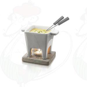 Boska Kaasfondueset Tapas - Grijs - 200 gram