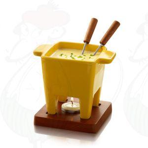 Boska Tapas Kaasfondue geel