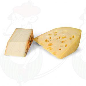 Kaasfonduepakket XL | Gruyère & Emmentaler kaas