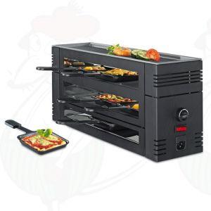 Pizza Raclette 6 - Zwart | Spring