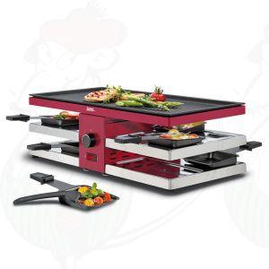 Raclette Fun - Rood